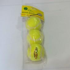 Vertex Advance 3'lü Tenis Topu Poşet
